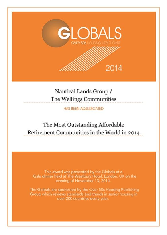 2014 Global Awards Certificates Nautical Lands Group-02