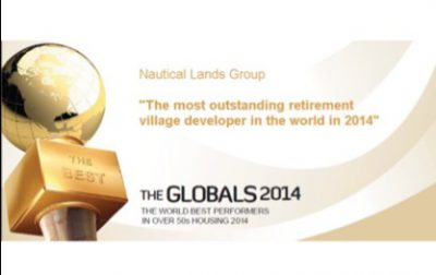 The Globals Award 2014