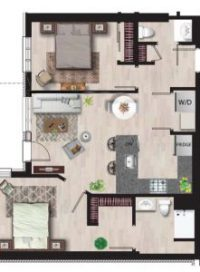 Red Maple Floor Plan